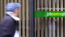 Man outside Job Centre