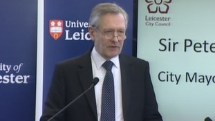 Sir Peter Soulsby, City Mayor