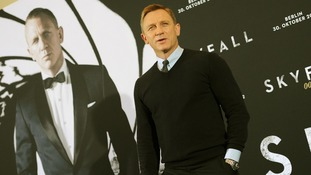 007 movie 'Skyfall' up for best film