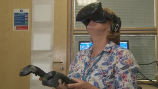 Research project using Virtual Reality to bring the great outdoors to those stuck indoors
