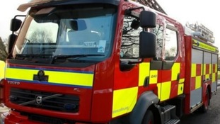 Firefighters tackling acres of gorse fire on Slieve Gullion