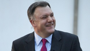 Ed Balls will be talking smacking, same sex marriage and personality politics with Tom Bradby on the Agenda tonight