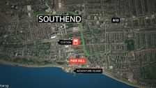 Detectives are investigating a rape which happened in Southend