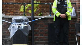 Novichok-fear police officer given all-clear