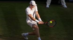 British number one Edmund pleased with grass court progress despite early exit from Wimbledon at the hands of Djokovic