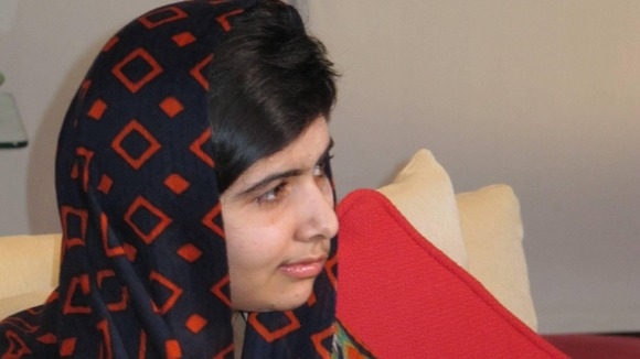"Malala Yousafzai said her mission remains the same, ""to help people"""
