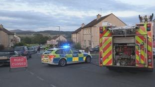 Motorcyclist dies after Hawick crash