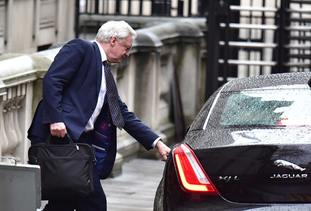 Attentions will turn to how David Davis's departure will affect Brexit negotiations