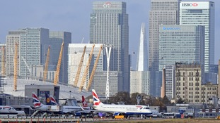 Could more flights be coming into land at London City Airport?