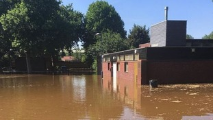'Everything' will have to be replaced at Burbury Park Children's Centre before it can re-open