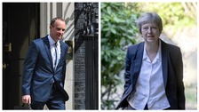 Theresa May has appointed Dominic Raab as the new Brexit Secretary.