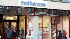 Mothercare has more than a dozen stores across the East and West Midlands