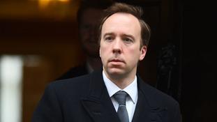 Matt Hancock: West Suffolk MP starts as Health Secretary