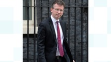 Minister Locked Inside Farm By Anti Hs2 Campaigner