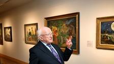 Michael D Higgins to seek second term as Irish president