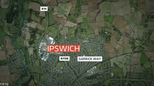 Garrick Way in Ipswich