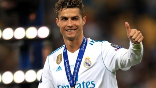Juventus sign Cristiano Ronaldo from Real Madrid