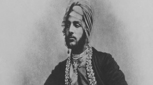Plaque unveiled marking Maharaja's links to Gravesend