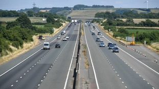 Roads have been quiet so far during England games.