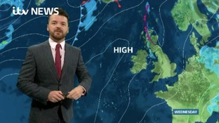 Ross Hutchinson has your latest forecast.