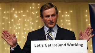Irish Taoiseach Enda Kenny has committed to resolving the horsemeat crisis.