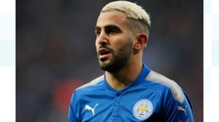 Riyad Mahrez leaves Leicester to join Manchester City