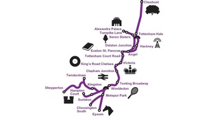 Crossrail 2 plan unveiled