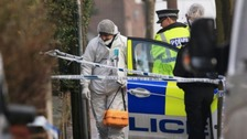 The body was discovered in Reddish, Stockport