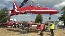 Bournemouth marks close links with RAF for centenary
