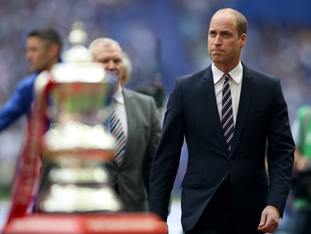 William is president of the FA