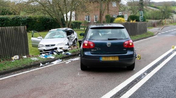 Pimlico Car Accident