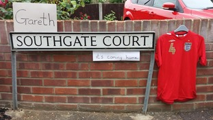 A road has been re-named in Snettisham, Norfolk