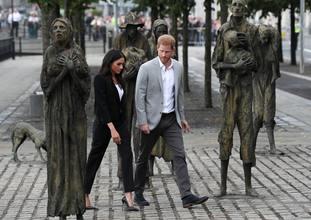 Royal visit to Dublin