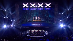 'Bring it North' appearing on Britain's Got Talent