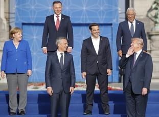 Trump NATO Summit