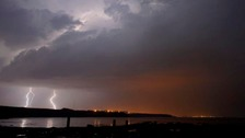 Heatwave set to be broken by thunderstorms