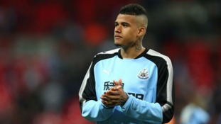 Newcastle United complete Kenedy loan signing