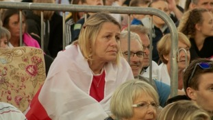 Fans left distraught as England miss out on World Cup dream