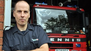Rick Stanton is a former firefighter from Coventry who was one of the first divers to find the boys in Thailand.