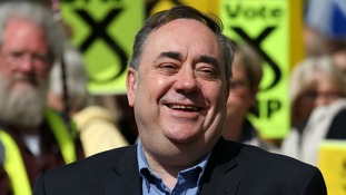 Alex Salmond does not trust Donald Trump to not make a fair deal for the UK.
