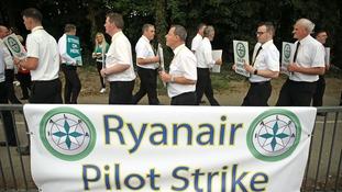 Ryanair pilots' strike after last-ditch talks fail