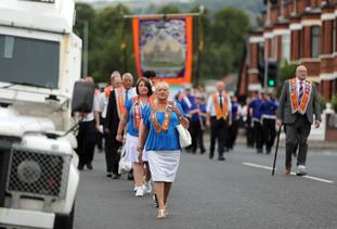 Twelfth of July celebrations – Belfast