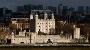 The Tower of London is no longer a prison, luckily.