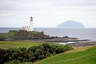 Trump Turnberry new golf course