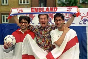 Lightning Seeds' classic made a resurgence after England's progress in the