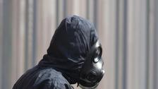 Novichok poisoning victim 'left looking like a skeleton'