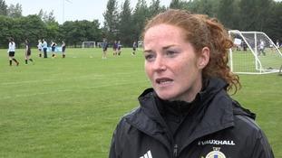 Northern Ireland captain Marissa O'Callaghan