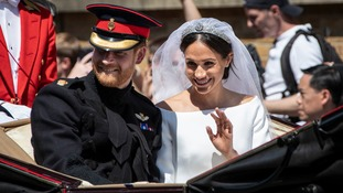 The Duke and Duchess of Sussex married in Windsor in May.