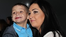 Bradley Lowery's mum 'overjoyed' by NHS approval for cancer drug