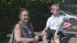 8-year-old boy saves his mother's life with 999 call